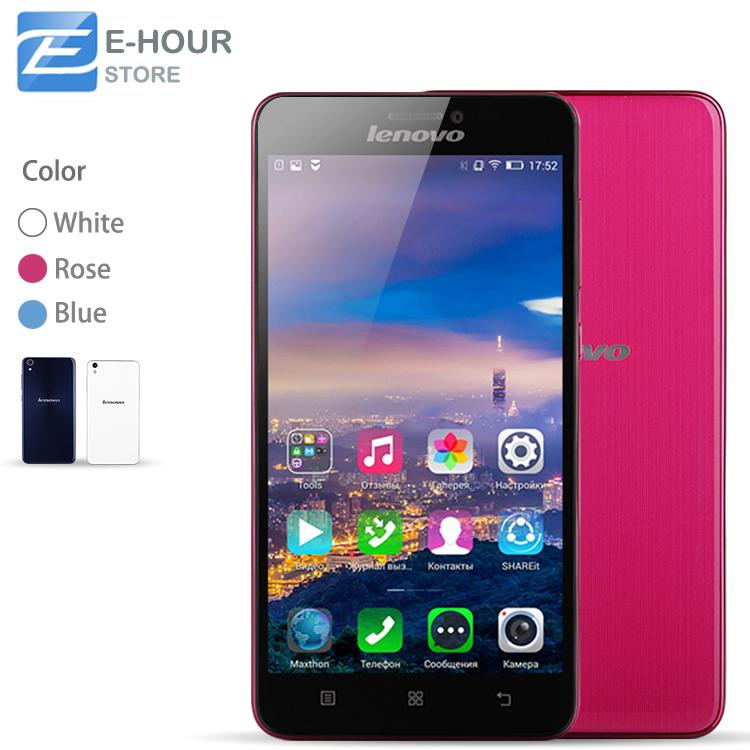 Мобильный телефон 5,0 Lenovo S850 MT6582 1,3 Android 4.4.2 IPS 13.0mp 1 G RAM 16 G WCDMA Gps WiFi