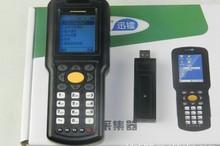 Wireless Real-time Barcode reader Data Scanner laser bar code terminal.data collection terminal Handheld Barcode Data Collector(China (Mainland))