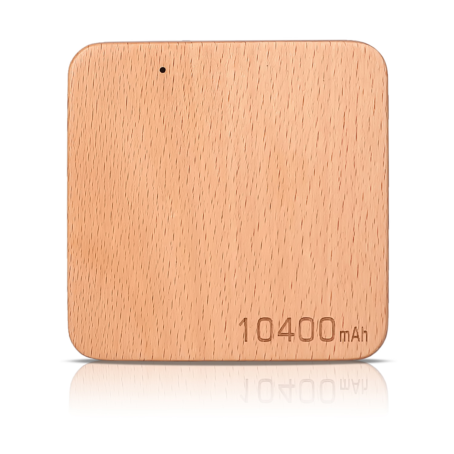 10400mAh Wooden Portable Mobile Power Bank Charging Charger External Mobile Backup Battery Charger for Cell Phones Tablet PC MP3(China (Mainland))