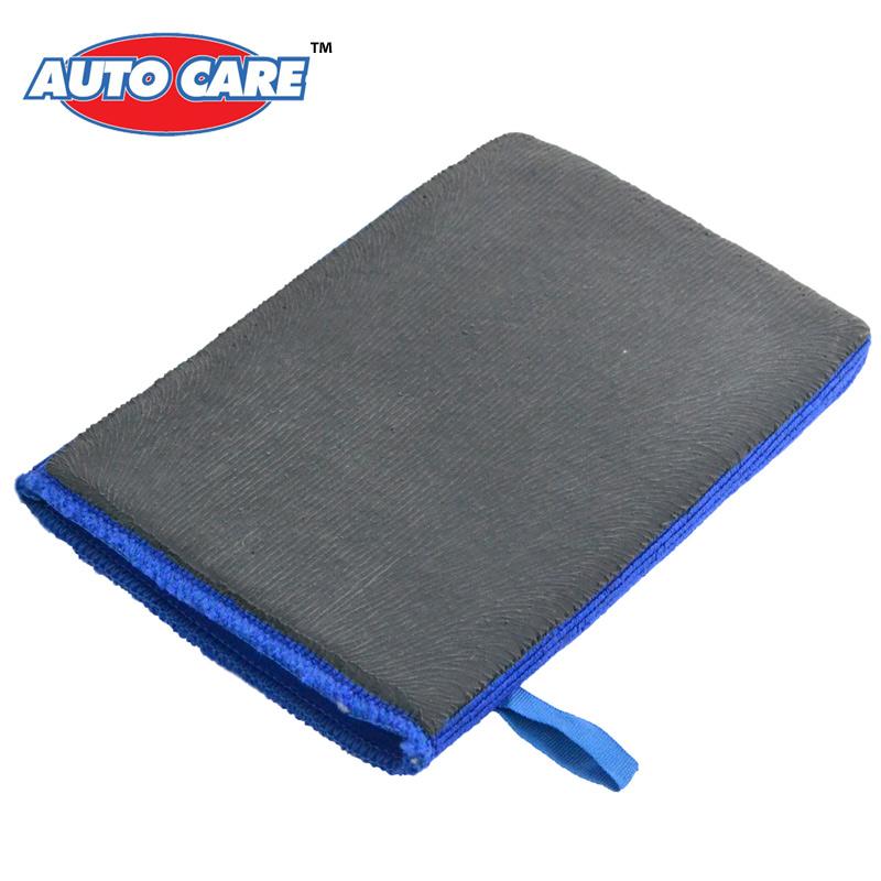 Авто уход стиральная магия глины митт автомойка глины перчатки клей бар клей для полотенец для автомобиля детализация и полировальником