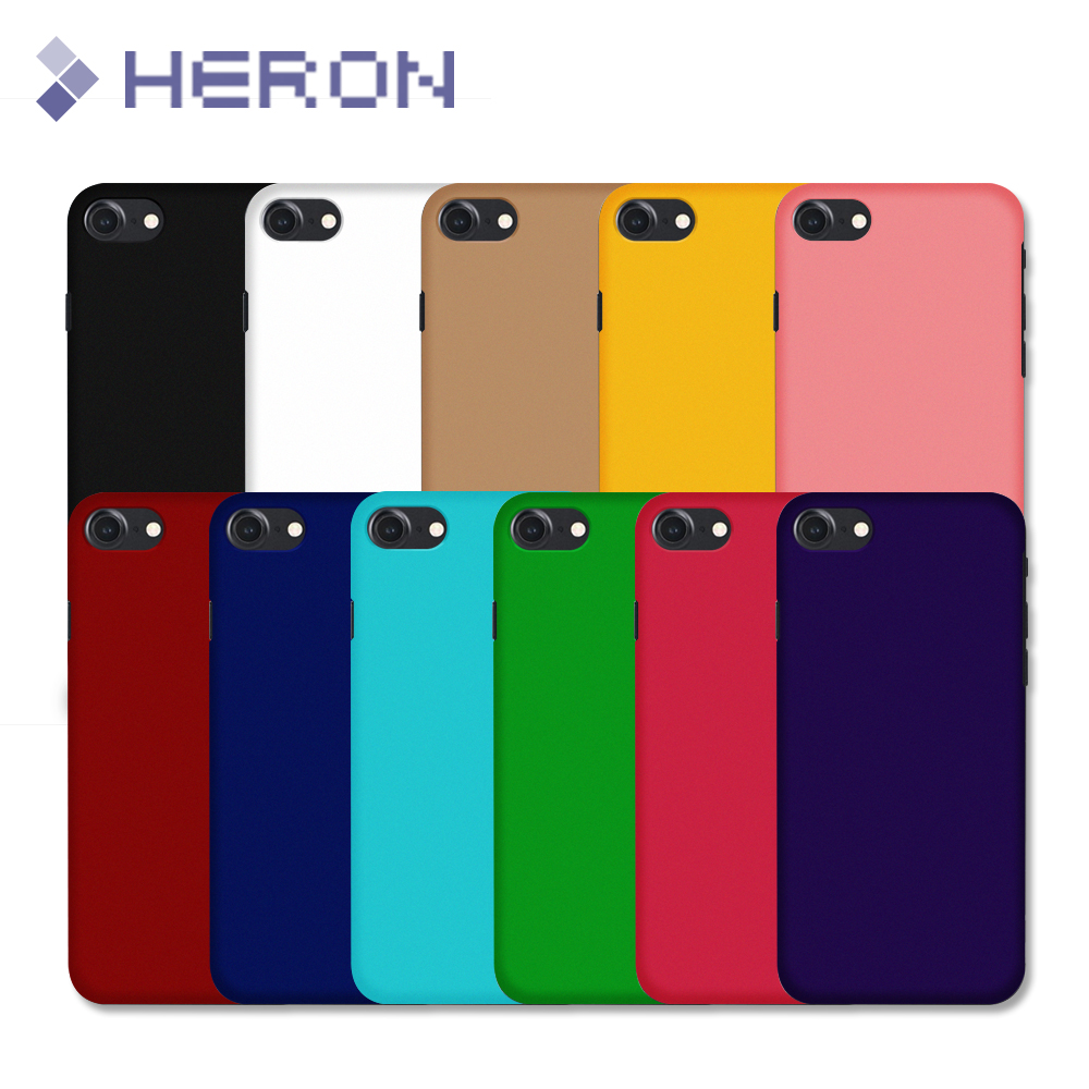 Frosted Matt Case for iPhone 4 4S 5 5S 5C 5SE 6G 6 Plus 7 7 Plus iPod Touch 5 Phone Case 11 Colorful Optional Scrub Case(China (Mainland))