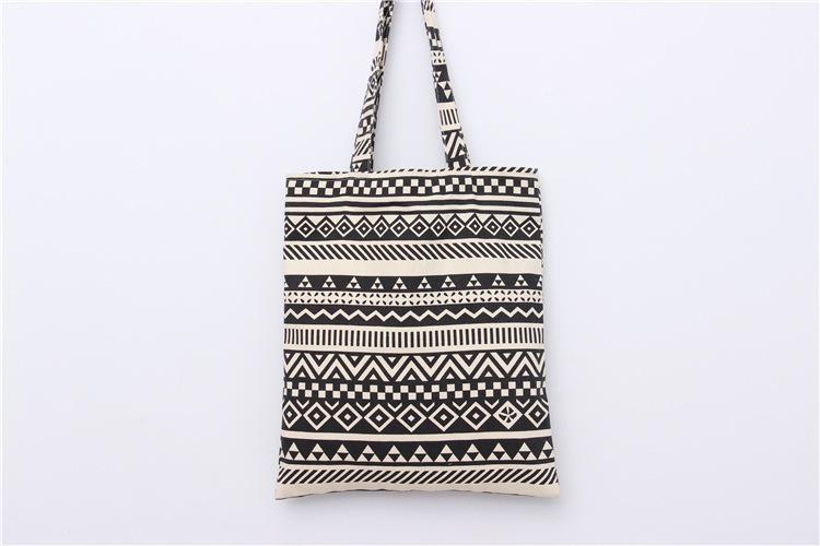 Handmade Cotton Cloth Hobo Handbag Shoulder Tote Bags for Women & Girl (6)
