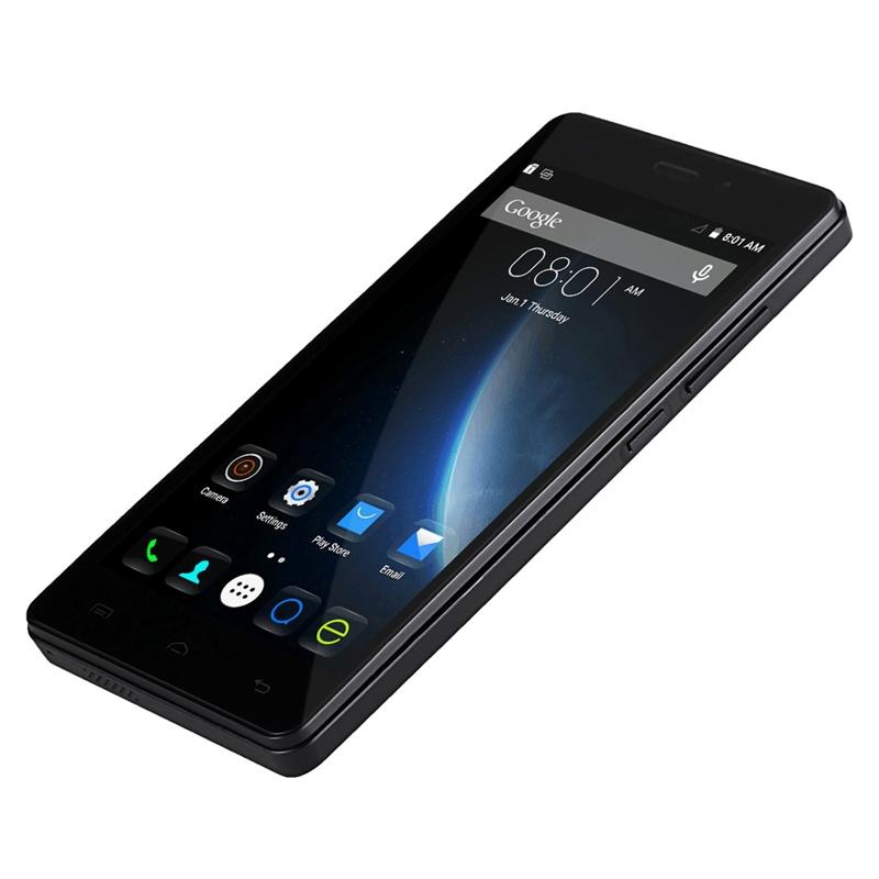 100 Original DOOGEE X5 5 0 Android 5 1 Smartphone MT6580 Quad Core 1 3GHz RAM