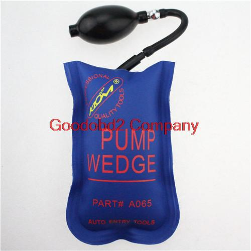 Car Diagnostic Tool KLOM PUMP WEDGE Auto Air Wedge airbag professional lock pick LOCKSMITH TOOLS car door opener(China (Mainland))
