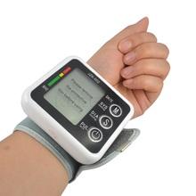 Здравоохранение Германия Чип Авто Наручные Цифровой Монитор Кровяного Давления Метр Сфигмоманометр Тонометр для Измерения And Pulse Rate(China (Mainland))