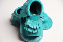 50 pairs lot Leather Baby Shoes