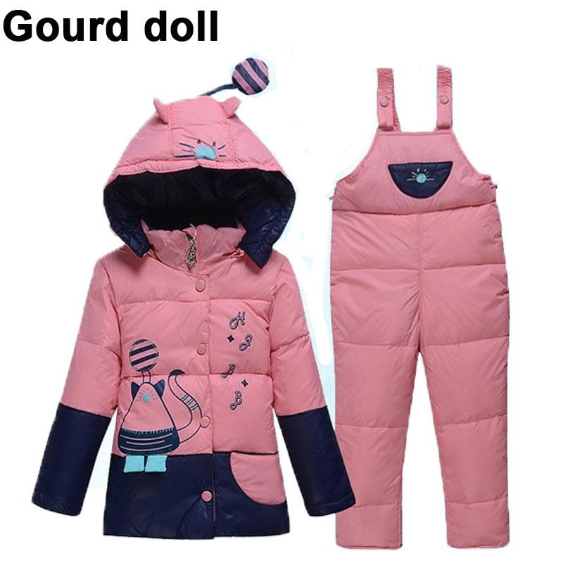 Зимняя одежда для девочки