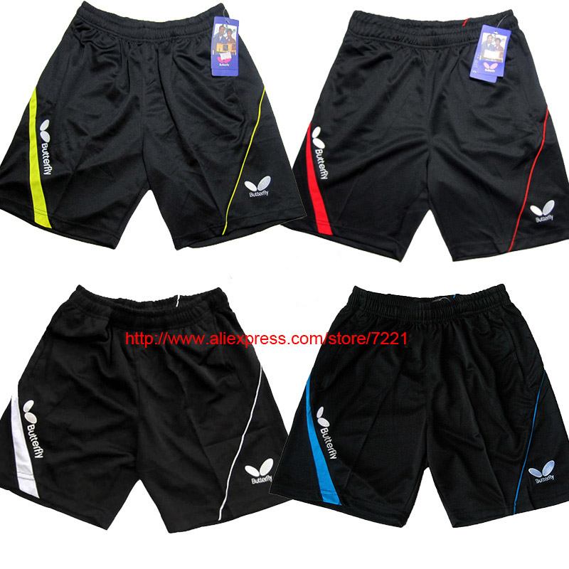 Butterfly Shorts / Table Tennis Short / Pants / Running Short (M-4XL)(China (Mainland))