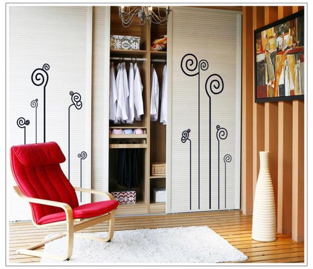 1 шт. персонализированные символ окно наклейки стена наклейка декор винил стена цитирует 7072