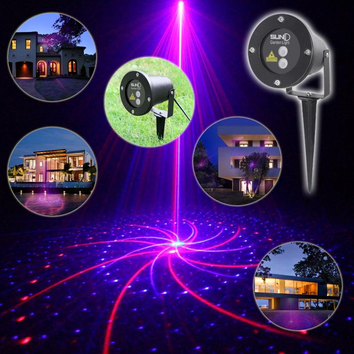 Achetez en gros ip67 new homes en ligne des grossistes for Eclairage noel exterieur projecteur