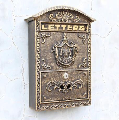 Почтовые ящики из Китая