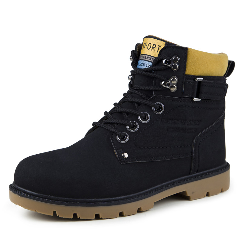 Popular Waterproof Work Boots Men-Buy Cheap Waterproof Work Boots ...