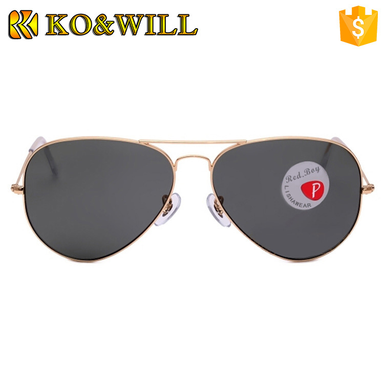 fashionable 3025P gray lens aviator sunglasses pilot eyewear gafas de sol 2015 latest polarized sunglasses classic rb glassesОдежда и ак�е��уары<br><br><br>Aliexpress