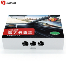 Rain repellent glass coating automotive rearview mirror rain flooding agent waterproof UV glass clean to prevent scratching(China (Mainland))