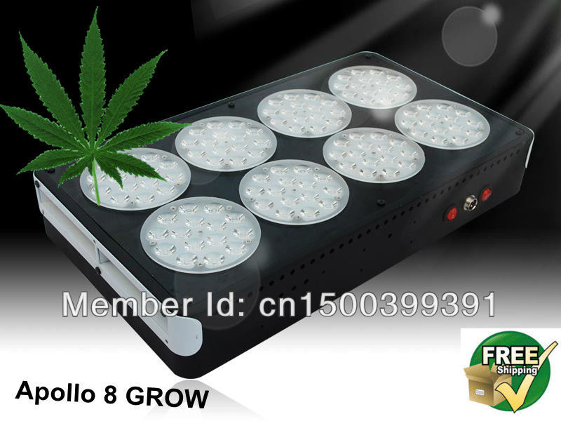 Apollo 360w high power grow led lights CE Rohs PSE passed+3 years warranty+3W Epistar LEDs+Dropship+50000 hours lifespan(China (Mainland))