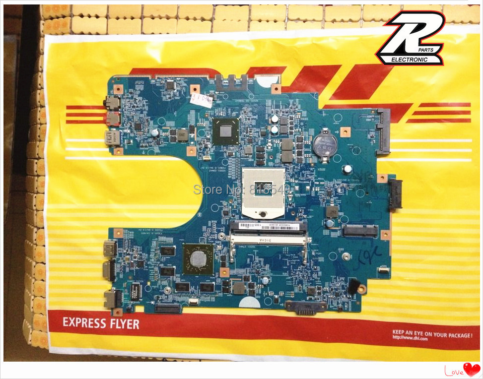 product MBX-267 For SONY SEV17 SVE171B11M notebook motherboard Z70CR MB S1204-2 48.4MR01.021 system mainboard 100% tested OK