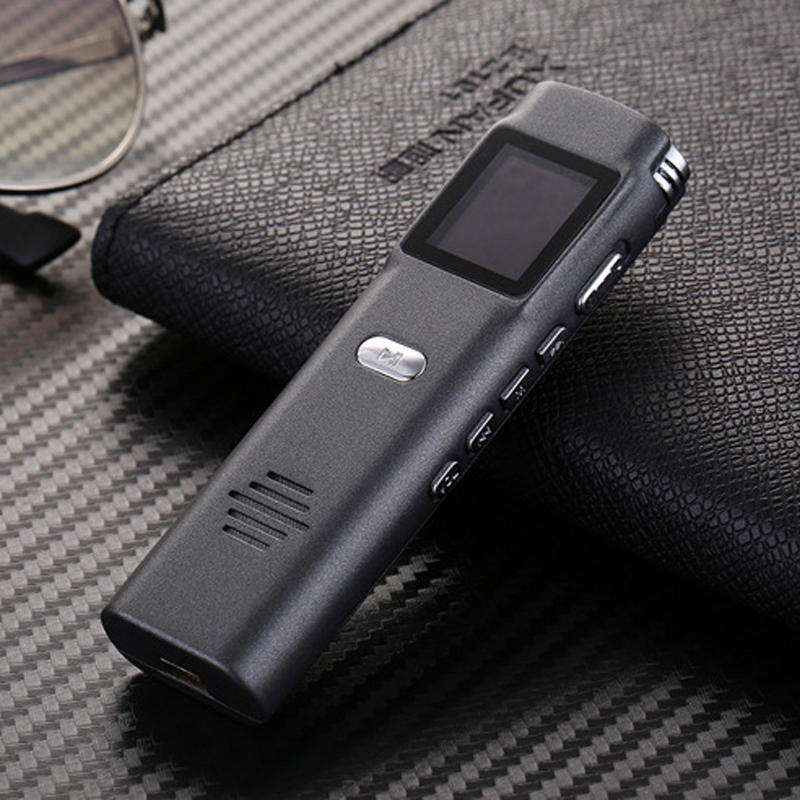 LCD screen Recorder Pen Small Micro Professional Voice Recorder USB Remote Digital Recorder Loud Voice Recorder Spot 4GB(China (Mainland))