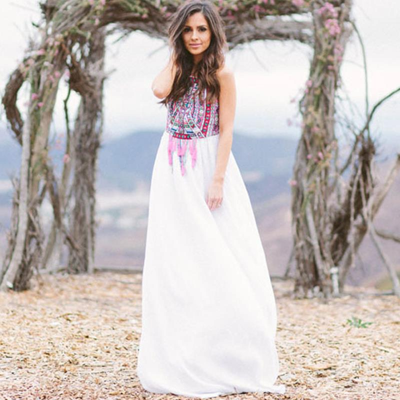 Boho Maxi Dress Pattern Dresses Boho Maxi Bohemian
