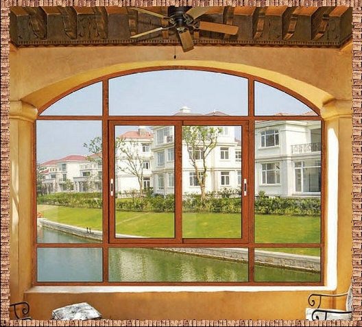 office interior wall windows balcony sliding window sc8008(China (Mainland))