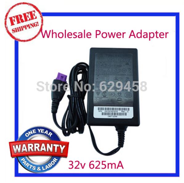 Original 32V 625mA 0957-2269 AC Adapter Charger Power Supply For HP Deskjet D1660 D2660 D2663 D5560 Printer(China (Mainland))