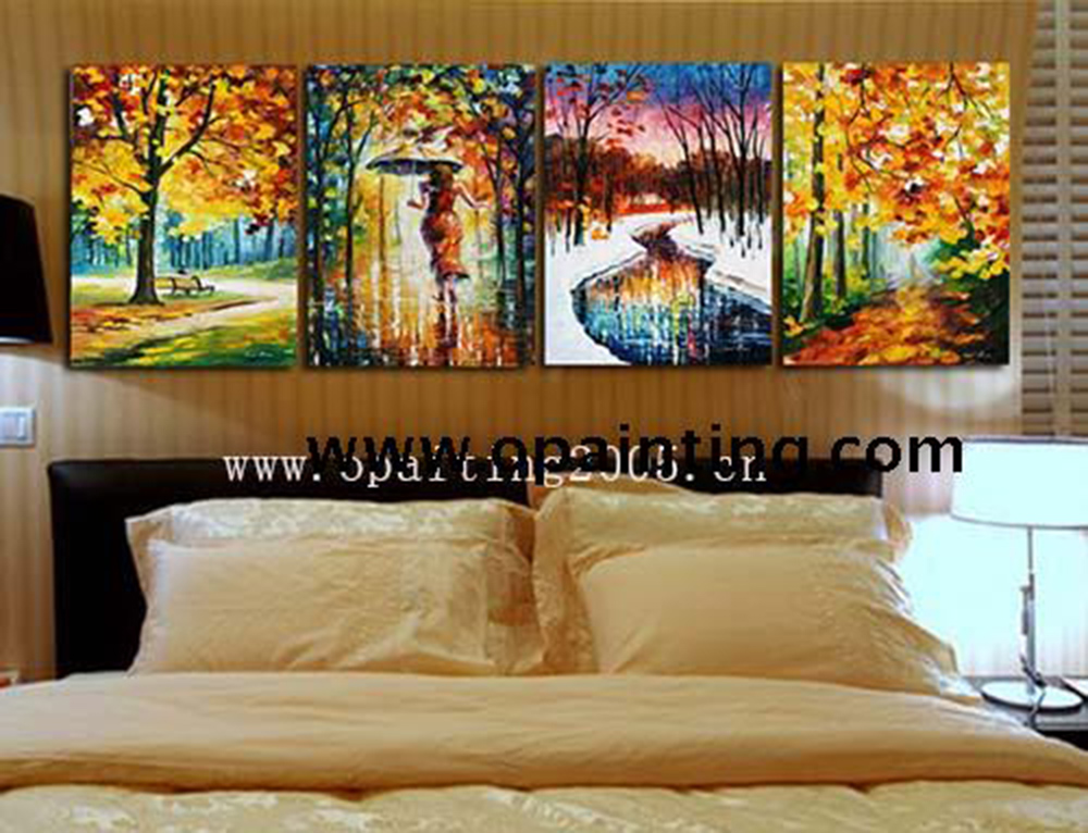 buy hand painted picture on canvas modern