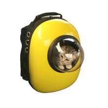 2016 NEW summer popular cat pet space transparent bag chest bag travel backpack shoulder capsule dog creative exclusive ABG01(China (Mainland))