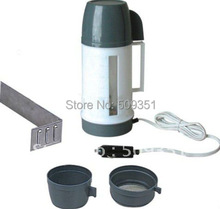 12volt/24V electric car kettle Auto water bottle/heated kettle car coffee maker/electric(China (Mainland))