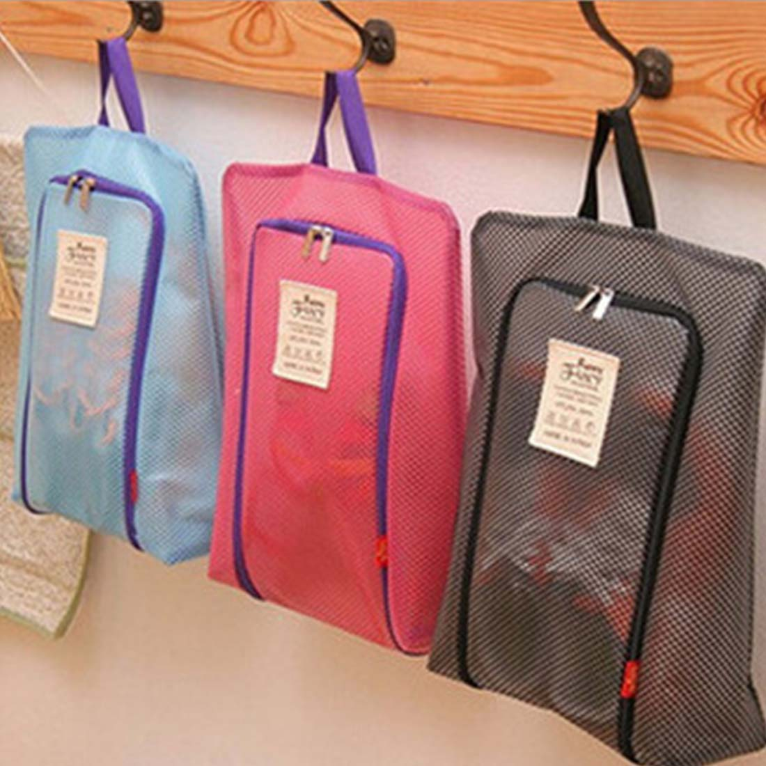 Shoes Storage Organizer Waterproof Basket women men bag travel Handbag Necessities items Accessories Supplies Product(China (Mainland))