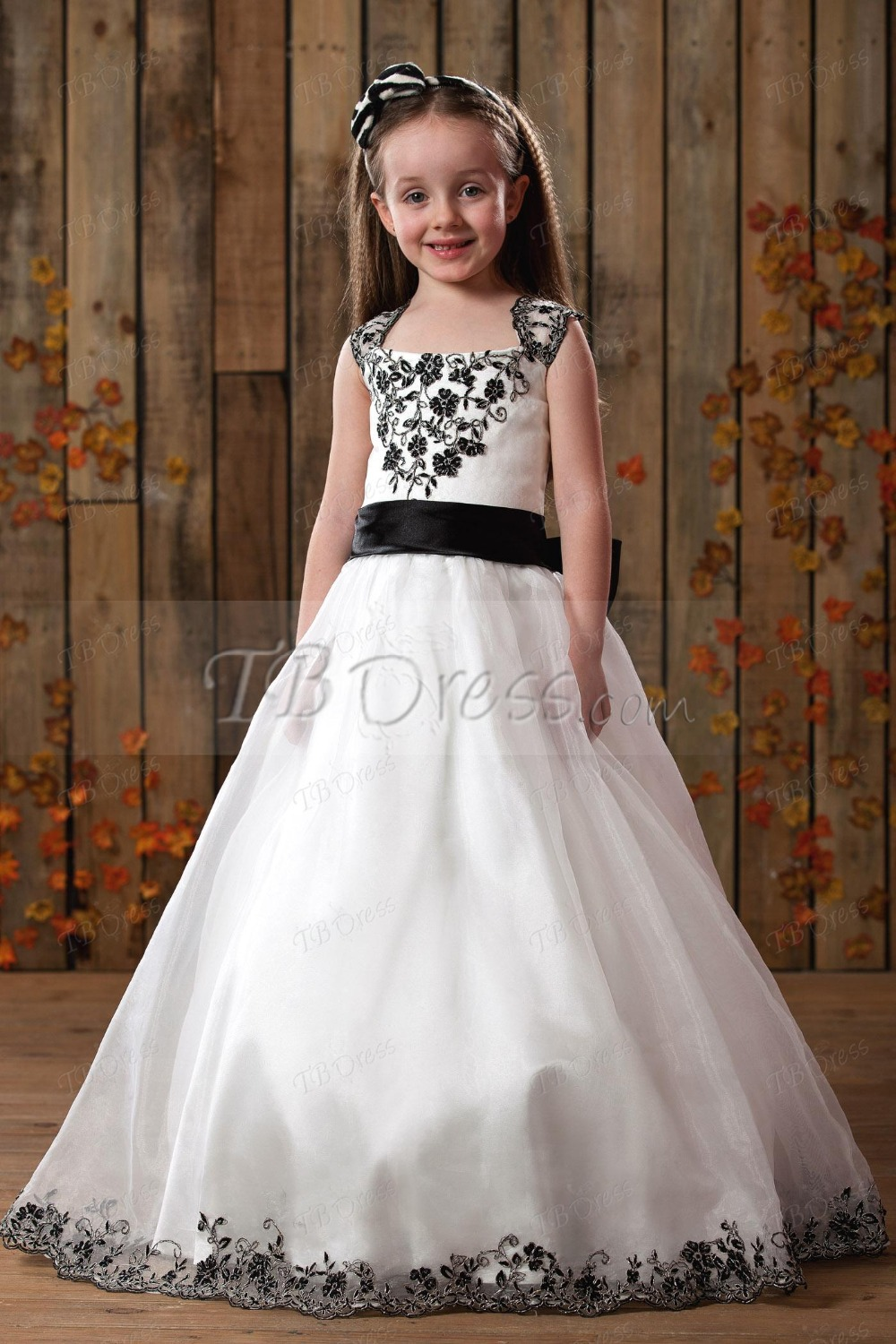 Fashion Custom Made Toddler Little Ball Gown Girls Pageant