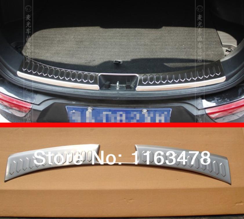 2014 Kia Sportage Interior: For KIA Sportage 2010 2011 2012 2013 2014+ Stainless Steel
