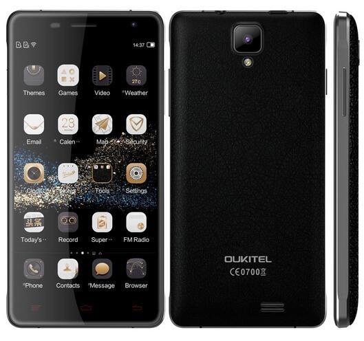 Free Gift Oukitel K4000 Pro 4G LTE Smartphone 5.0