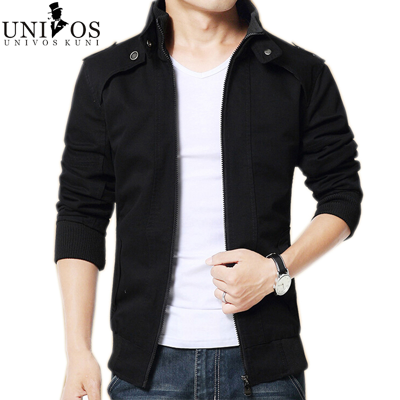 Jacket Men Coats Sport 2015 Fashion Tops New Brand Outwear Windbreaker Winter Autumn Casual Slim Fit Jaqueta Masculina ZHY1913