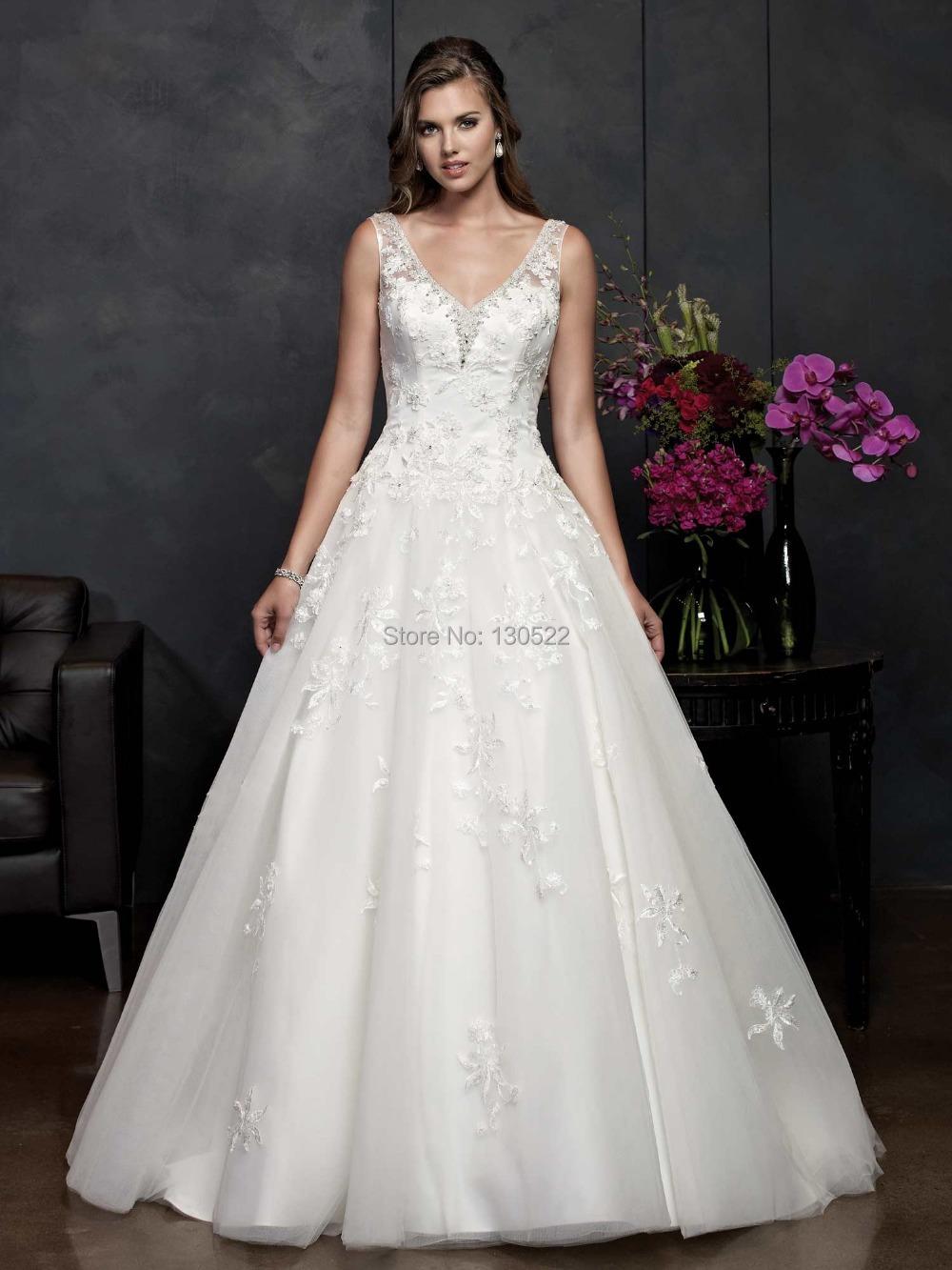 American Made Wedding Dresses