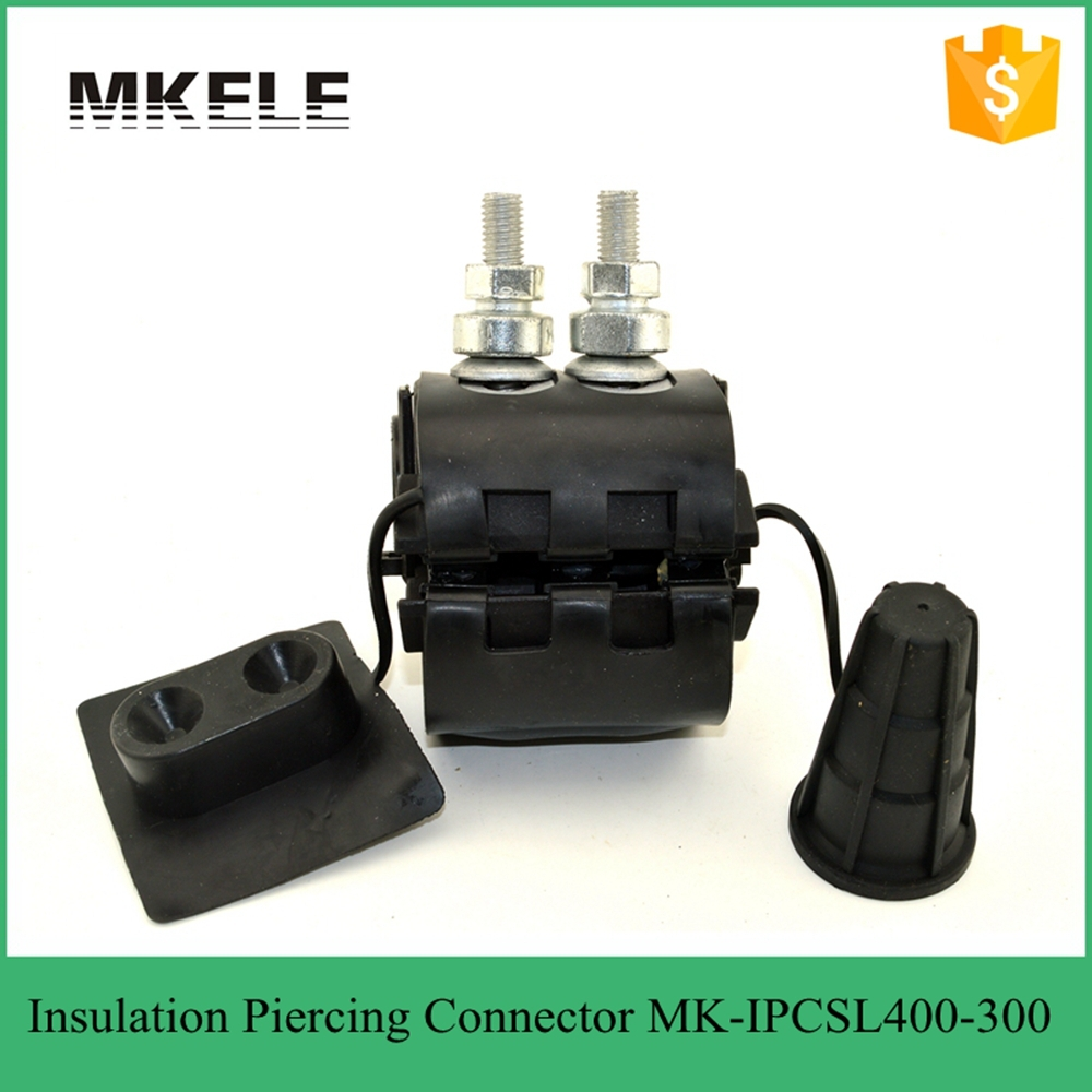 High Voltage Cable Connection Insulator : Hot sales wire electrical high power insulation piercing