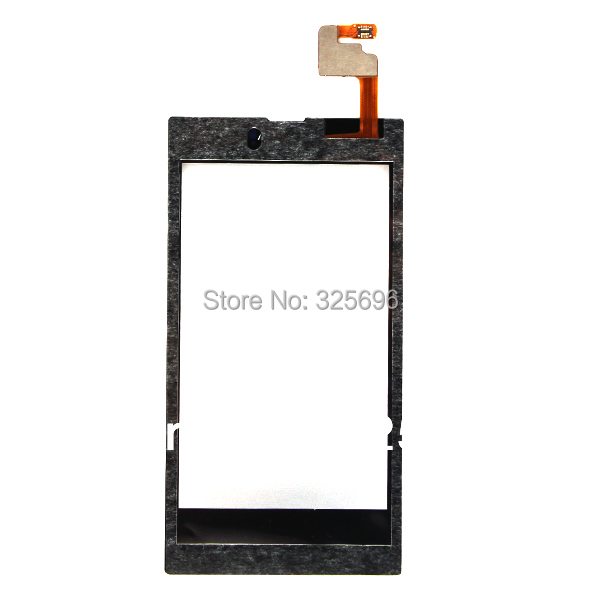 For Nokia Lumia 520 touch screen with digitizer Black Free shipping !!!