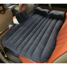 Car Back Seat Cover Car Air Mattress Travel Bed Inflatable Mattress Air Bed Top Quality Inflatable Car Bed Outdoor Bed/Seat(China (Mainland))