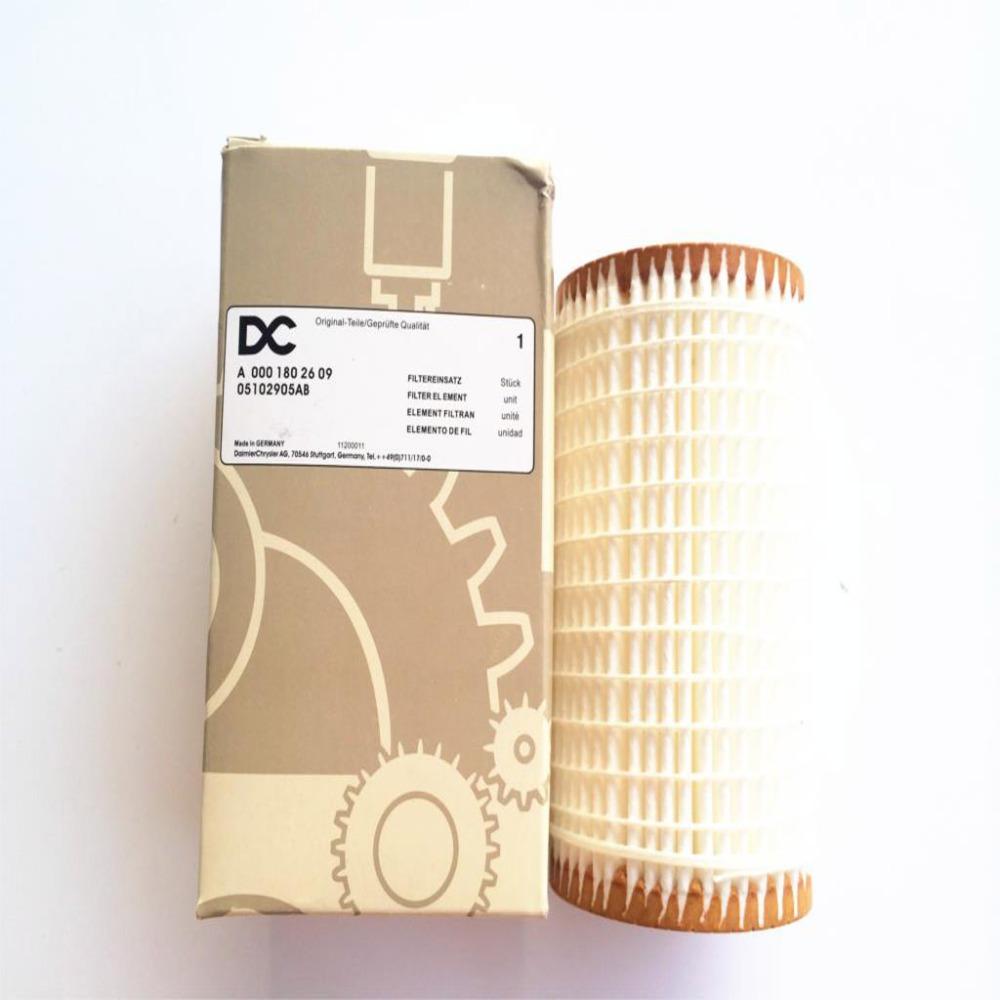 фильтр маслянный на мерседес мл320