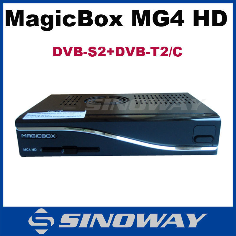 2pcs Linux Operating System MG4 DVB-S2+T2/C upgrade from Cloud ibox3 se stronger signal than Zgemma star H2 512MB(China (Mainland))
