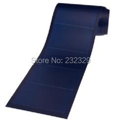 thin film flexible solar panel 31W, suitable for car, boat, home system power solar supply.(China (Mainland))