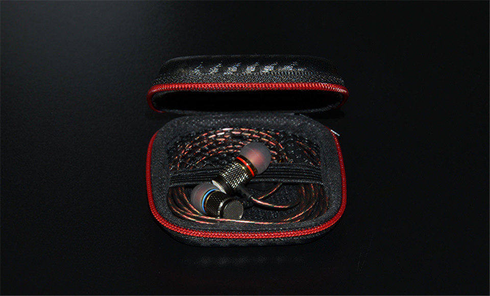 earphone storage bag earphone accessories For KZ In-Ear Earphone/headphone ED9/ATE/ED3 Headphone Box Case for Xiaomi Eaphone(China (Mainland))