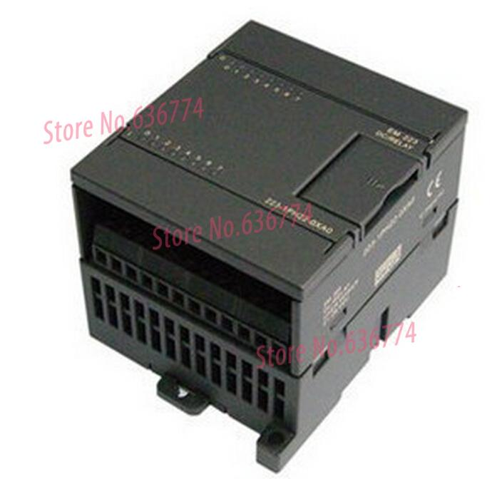 PLC CPU Controller Compatiable with 24MR(MT)-2AD1DA 14DI 10DO relay 6ES7214-1BD23-0XB8 ветровики ст vw tiguan ii 2016
