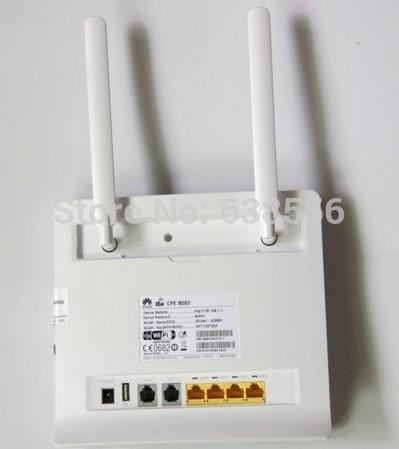 Huawei original 5dbi 4g lte antenna for huawei b593 4G LTE router external antenna for B593 SMA connector(China (Mainland))
