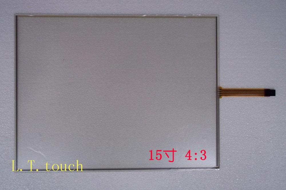 15 15.1 four wire resistive touch screen large<br><br>Aliexpress