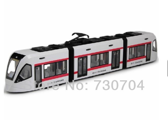 Railroad Train Toys Subway Locomotive Toys Easy Scale Model Train 1:43 Children Toys(China (Mainland))