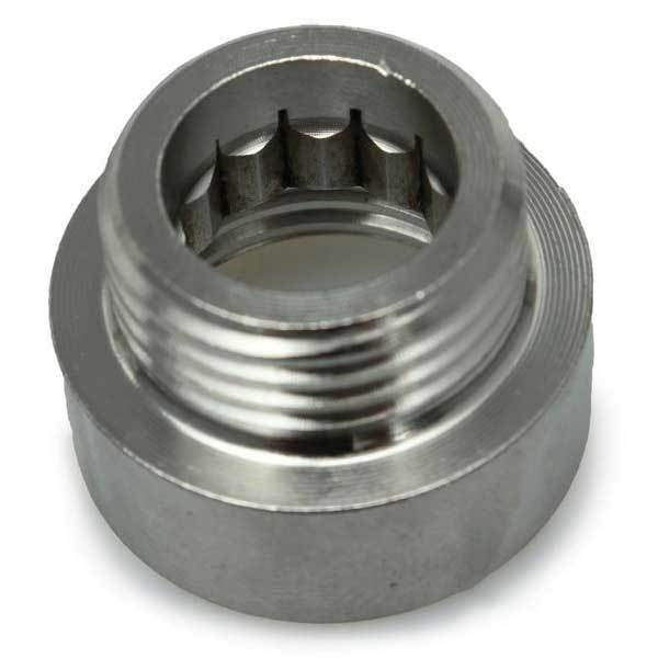 BitBill Cheap 1 2 Stainless Steel Nipple Connector Pipe Fitting(China (Mainland))