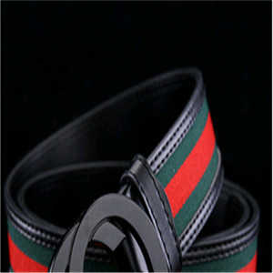 mens belts luxury 2015 hot mens designer belts men high quality ferragamoes Gold silver and black buckle Free shipping!(China (Mainland))
