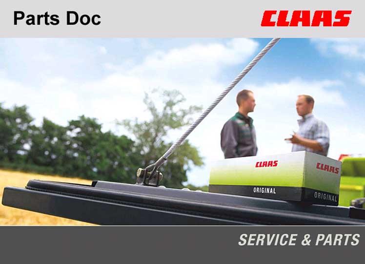 Ricambi claas doc v2.0 (agricoltura parts catalog) 2011 trasporto libero(China (Mainland))