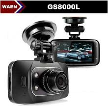 GS8000L Car DVR  Vehicle HD 1080P Camera Video Recorder Dash Cam G-sensor HDMI Car Recorder DVR(Hong Kong)