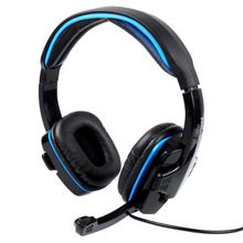 Pro Skype Gaming Game Stereo Headphones Headset With Mic For PC Computer Laptop KANGLING SA-708 Gaming Headphones