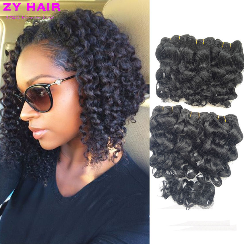 Summer Short Deep Wave With Closure 7a Brazilian Deep